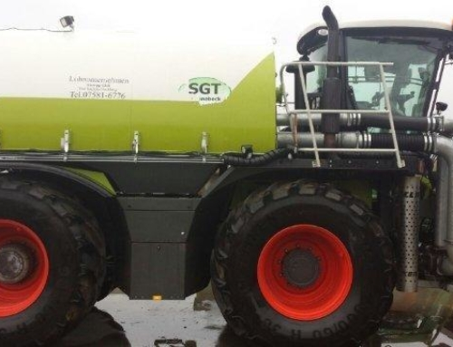 Claas Xerion 3800 Saddle + SGT